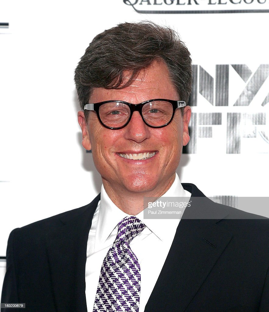 Producer John Goldwyn attends the Centerpiece Gala Presentation Of 'The Secret Life Of Walter Mitty' premiere during the 51st New York Film Festival at Alice Tully Hall at Lincoln Center on October 5, 2013 in New York City.