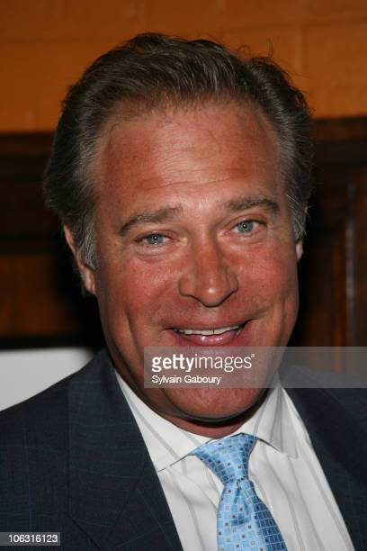 producer John James during Preview screening of 'Illegal Aliens' at Tribeca Cinemas in New York New York United States