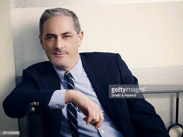 Producer John Lesher is photographed for Vibe Magazine on October 23 2014 in Los Angeles California John Lesher