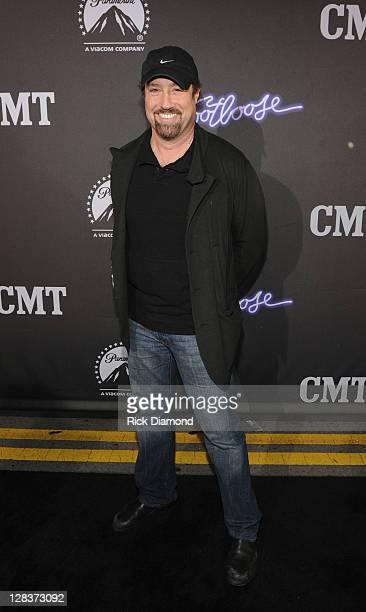 Producer John Shanks attends FOOTLOOSE Nashville screening on October 6 2011 in Nashville Tennessee