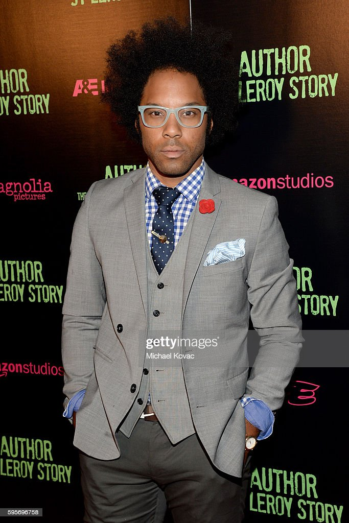 Producer Jonathan Fernandez attends the Los Angeles Premiere of 'Author The JT Leroy Story' at NeueHouse Hollywood on August 25 2016 in Los Angeles...