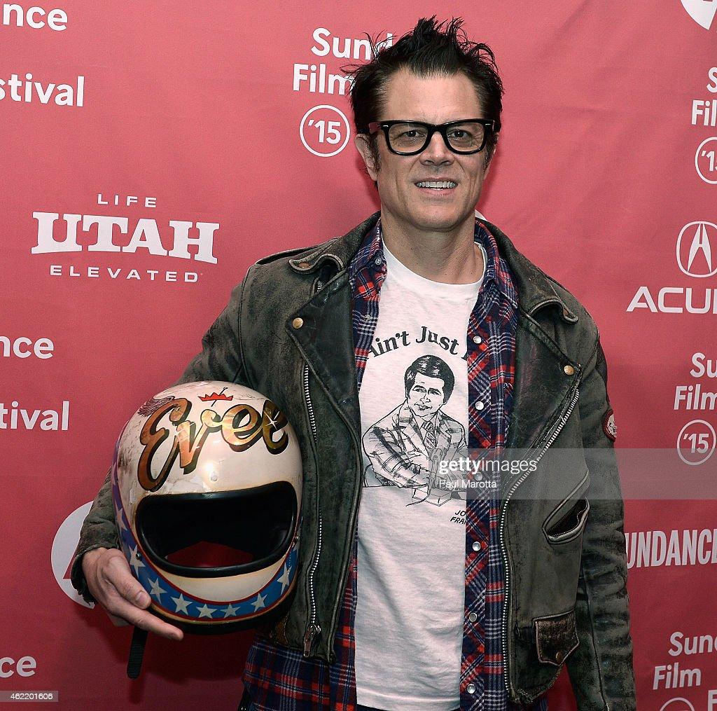 """Being Evel"" Premiere - 2015 Sundance Film Festival"