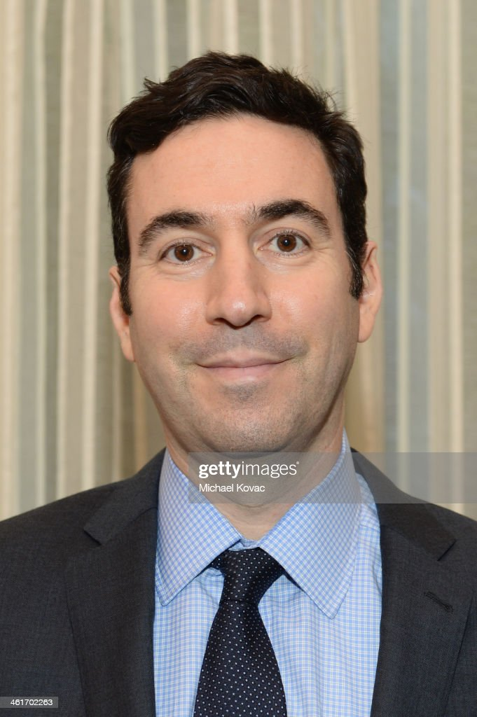 Producer Jon Gordon attends the 14th annual AFI Awards Luncheon at the Four Seasons Hotel Beverly Hills on January 10, 2014 in Beverly Hills, California.