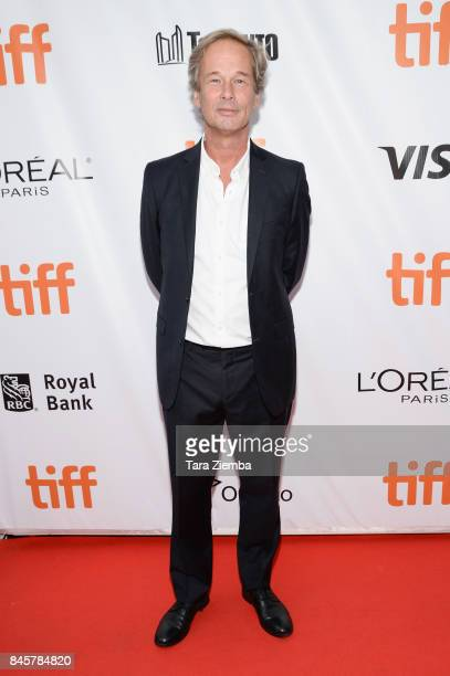 Producer Jonathan Cavendish attends the 'Breathe' premiere during the 2017 Toronto International Film Festival at Roy Thomson Hall on September 11...