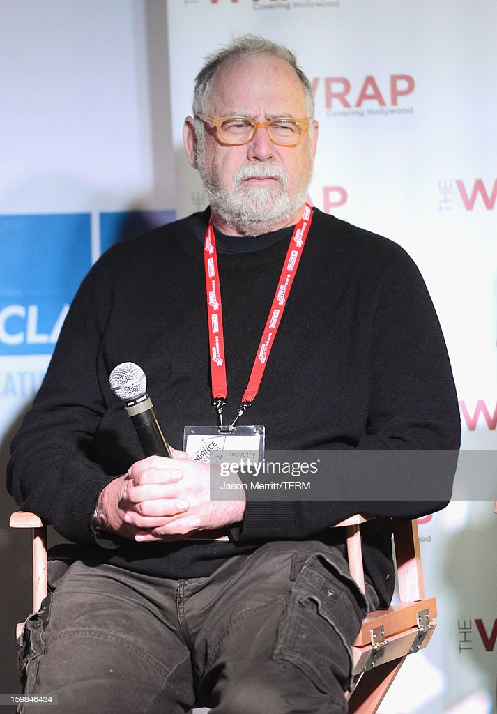 Producer Jonathan Dana speaks during UCLA and The Wrap Sundance 2013 Panel at The Claim Jumper on January 21, 2013 in Park City, Utah.