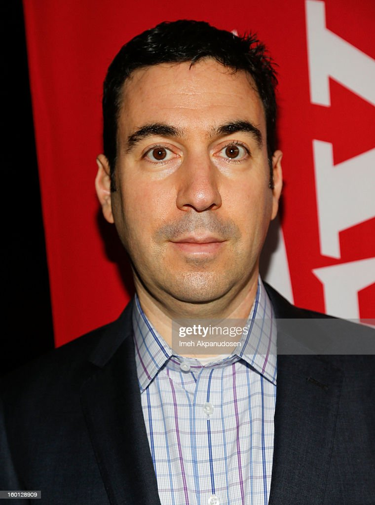 Producer Jonathan Gordon attends the Producers Guild Awards Nominees Breakfast at the Landmark Theater on January 26, 2013 in Los Angeles, California.