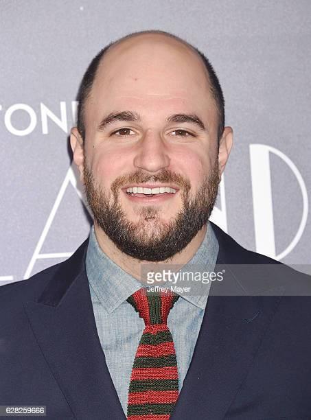 Producer Jordan Horowitz arrives at the Premiere Of Lionsgate's 'La La Land' at Mann Village Theatre on December 6 2016 in Westwood California