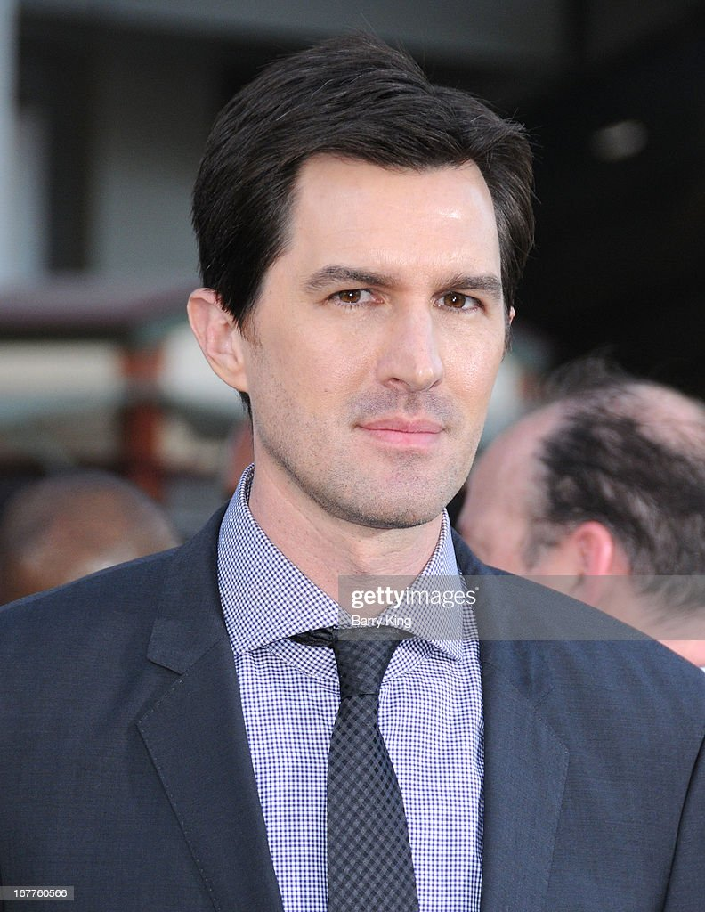 Producer <a gi-track='captionPersonalityLinkClicked' href=/galleries/search?phrase=Joseph+Kosinski&family=editorial&specificpeople=7113921 ng-click='$event.stopPropagation()'>Joseph Kosinski</a> attends the premiere of 'Oblivion' at the Dolby Theatre on April 10, 2013 in Hollywood, California.