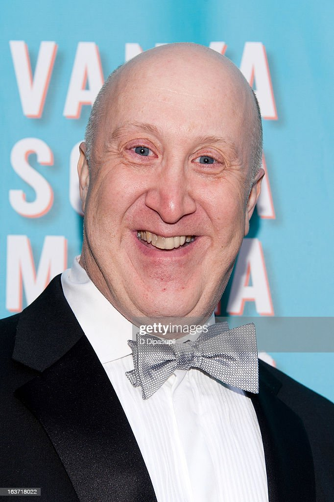 Producer Joshua Goodman attends the 'Vanya And Sonia And Masha And Spike' Broadway Opening Night at The Golden Theatre on March 14, 2013 in New York City.