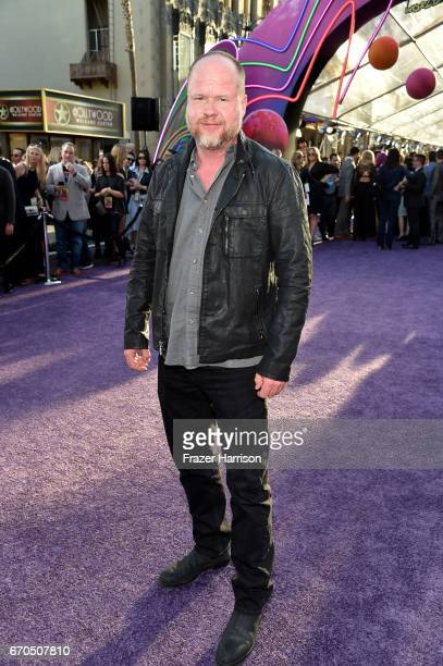 Producer Joss Whedon at the premiere of Disney and Marvel's 'Guardians Of The Galaxy Vol 2' at Dolby Theatre on April 19 2017 in Hollywood California