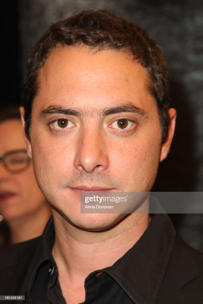 Producer Juan de Dios Larra'n of the film 'No' attends the 85th annual Academy Awards Foreign Language Film Award photo-op held at the Dolby Theatre on February 22, 2013 in Hollywood, California.