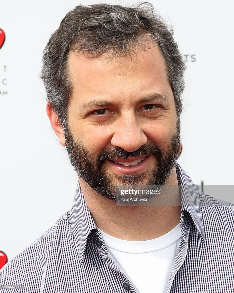 Producer Judd Apatow attends 'A Day Of Champions' benefiting the Bogart Pediatric Cancer Research Program at the Sports Museum of Los Angeles on October 21, 2012 in Los Angeles, California.