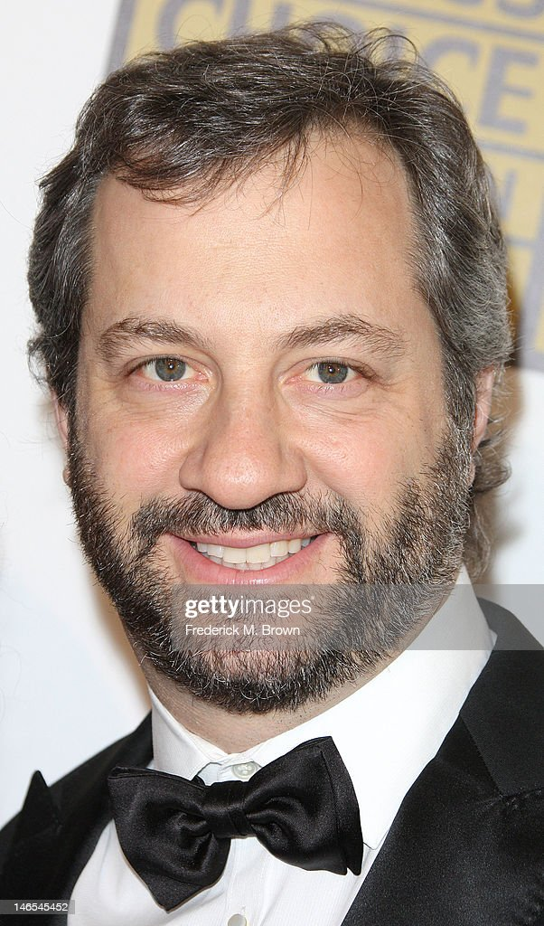 Producer <a gi-track='captionPersonalityLinkClicked' href=/galleries/search?phrase=Judd+Apatow&family=editorial&specificpeople=854225 ng-click='$event.stopPropagation()'>Judd Apatow</a> attends the Broadcast Television Journalists Association Second Annual Critics' Choice Awards at The Beverly Hilton Hotel on June 18, 2012 in Beverly Hills, California.