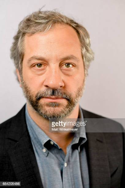 Producer Judd Apatow poses for a portrait during the 'The Big Sick' premiere 2017 SXSW Conference and Festivals on March 16 2017 in Austin Texas