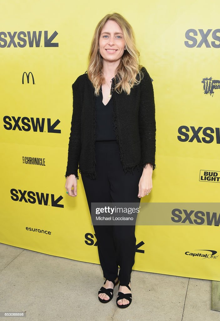 Producer Julia Lebedev attends the 'Dear White People' premiere during 2017 SXSW Conference and Festivals at the ZACH Theatre on March 13, 2017 in Austin, Texas.