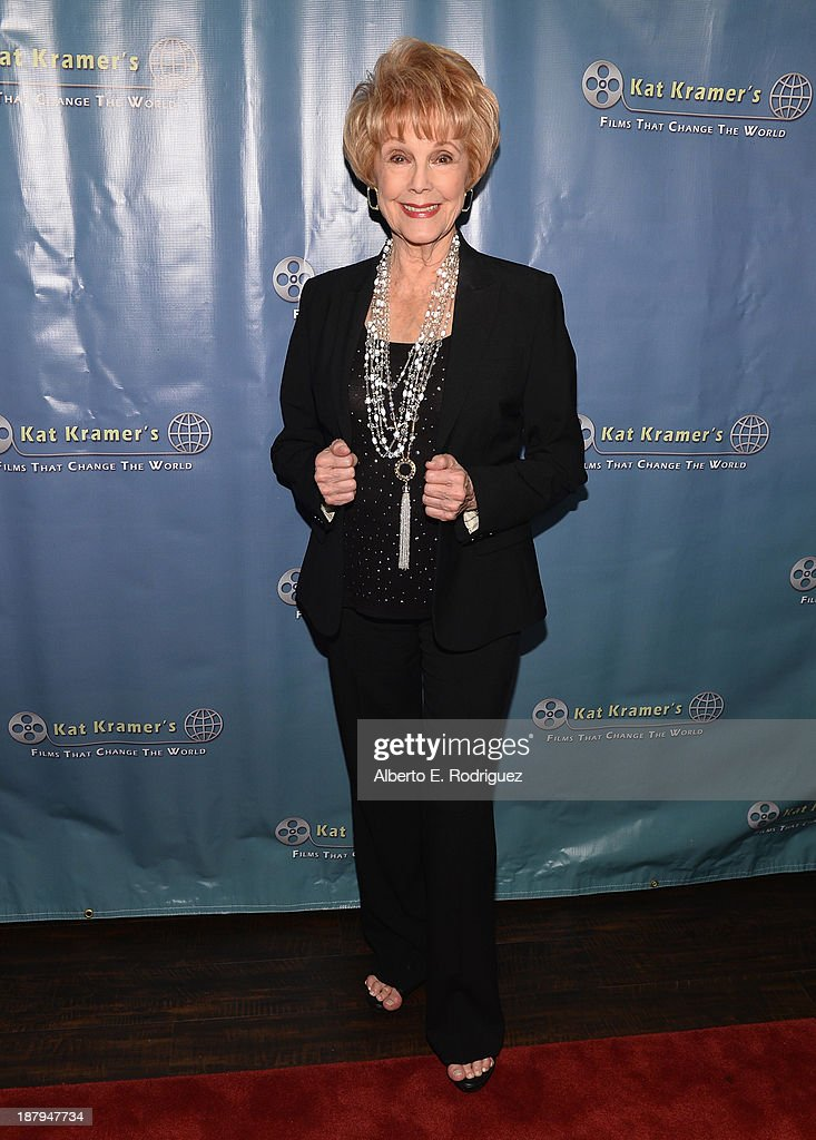 Producer Karen Kramer attends the 5th anniversary of 'Kat Kramer's Films That Changed The World' featuring the North American premiere of 'Fallout'...