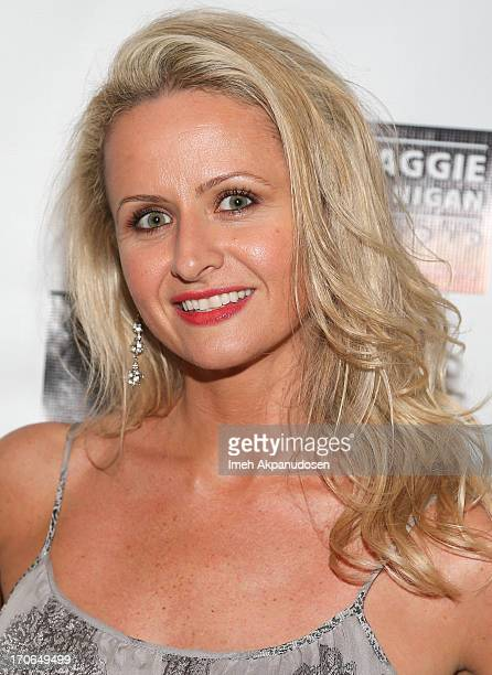Producer Kate Lacey attends the 'Casting By' Los Angeles Film Festival AfterParty at Robert Reynolds Gallery on June 15 2013 in Los Angeles California