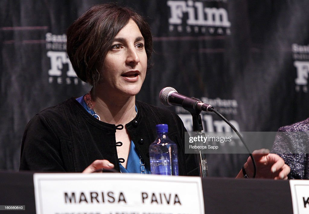 Producer Katherine Sarafian attends the 28th Santa Barbara International Film Festival Women's Panel on February 2, 2013 in Santa Barbara, California.