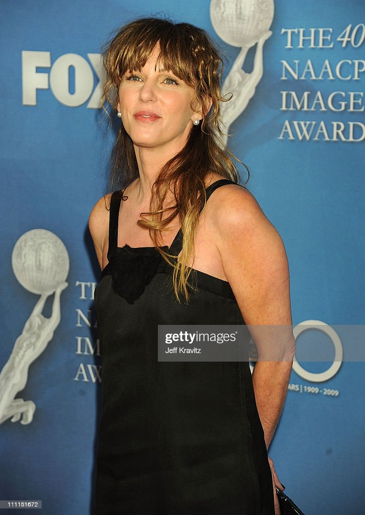 Producer Katie Jacobs arrives at the 40th NAACP Image Awards held at the Shrine Auditorium on February 12, 2009 in Los Angeles, California.
