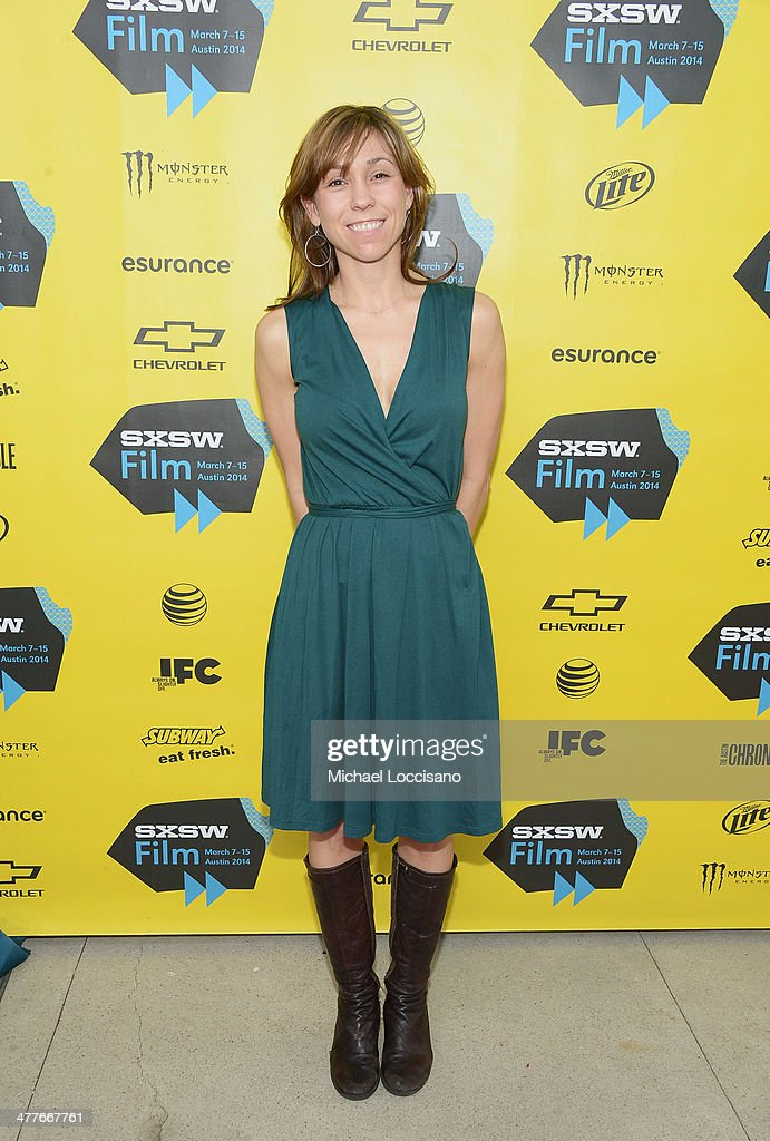 Producer Katie Mustard attends the 'We'll Never Have Paris' premiere during the 2014 SXSW Music, Film + Interactive Festival at the Topfer Theatre at ZACH on March 10, 2014 in Austin, Texas.