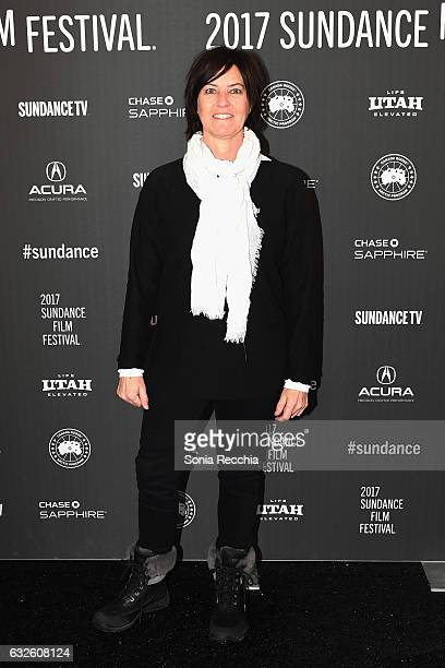 Producer Kaylyn Thornal attends the 'NOBODY SPEAK Trials Of A Free Press' Premiere at Library Center Theater on January 24 2017 in Park City Utah