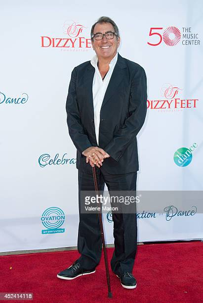 Producer Kenny Ortega arrives at the 4th Annual Celebration Of Dance Gala Presented By The Dizzy Feet Foundation at Dorothy Chandler Pavilion on July...