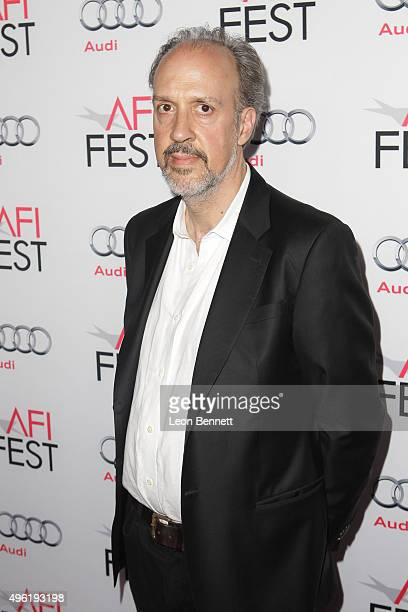 Producer Kent Jones arrived at the AFI FEST 2015 presented by Audi Centerpiece Gala premiere of Dog Eat Dog Films' 'Where To Invade Next' Arrivals at...