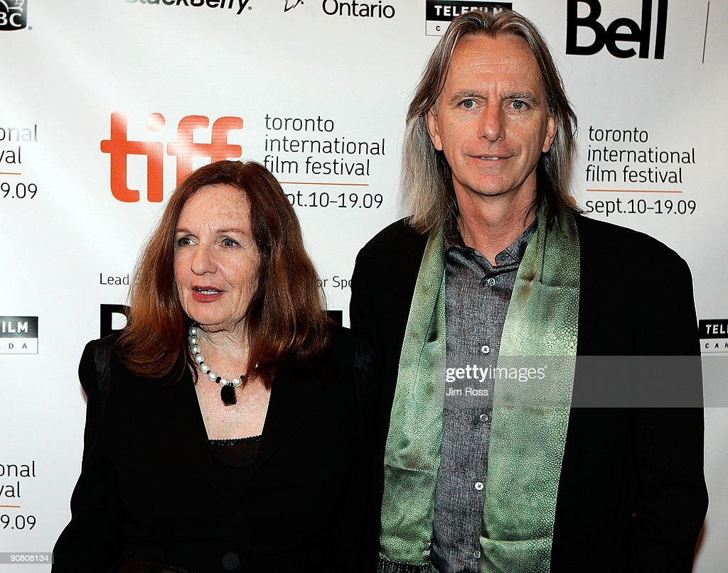 Producer Kerry Heysen and director Scott Hicks arrive at the 'The Boys Are Back' screening during the 2009 Toronto International Film Festival held...