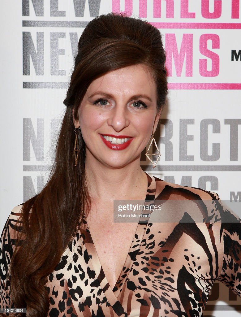 Producer Kim Jackson attends the New Directors/New Films 2013 Opening Night screening of 'Blue Caprice' at the Museum of Modern Art on March 20, 2013 in New York City.