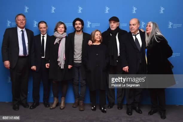 Producer Kirk D'Amico director of photography Jose Luis Alcaine producer Anne Deluz actor Chino Darin producer Cristina Huete director Fernando...