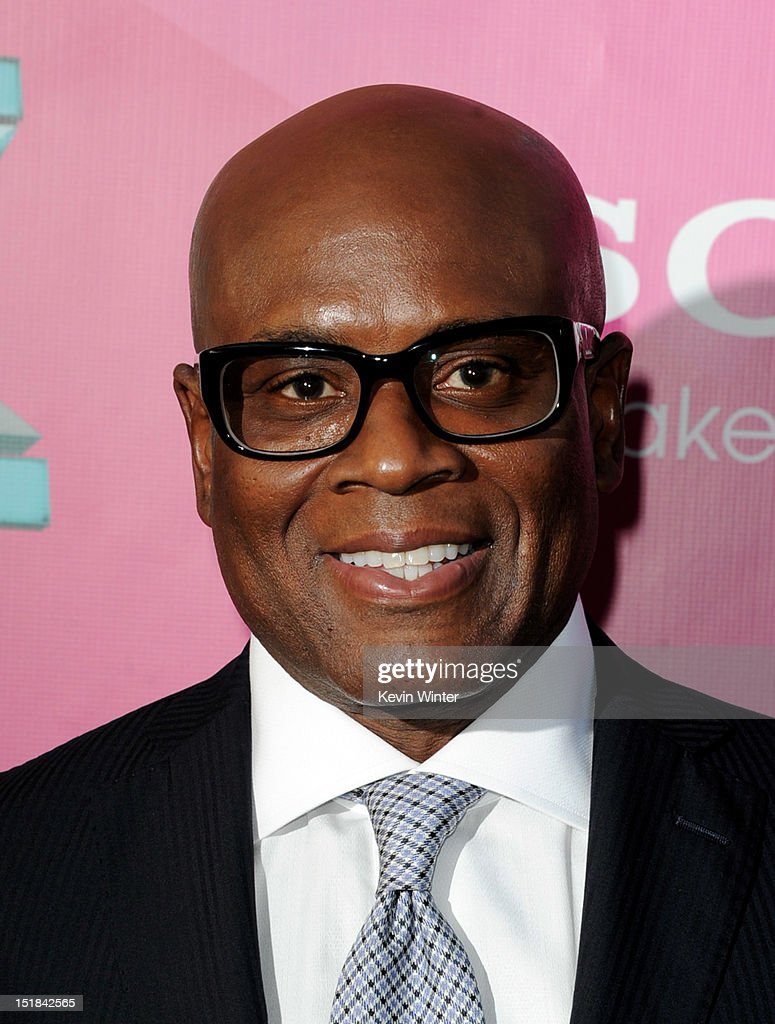 Producer <a gi-track='captionPersonalityLinkClicked' href=/galleries/search?phrase=L.A.+Reid&family=editorial&specificpeople=2546947 ng-click='$event.stopPropagation()'>L.A. Reid</a> arrives at the premiere of Fox's 'The X Factor' Season 2 and handprint ceremony at the Chinese Theatre on September 11, 2012 in Los Angeles, California.