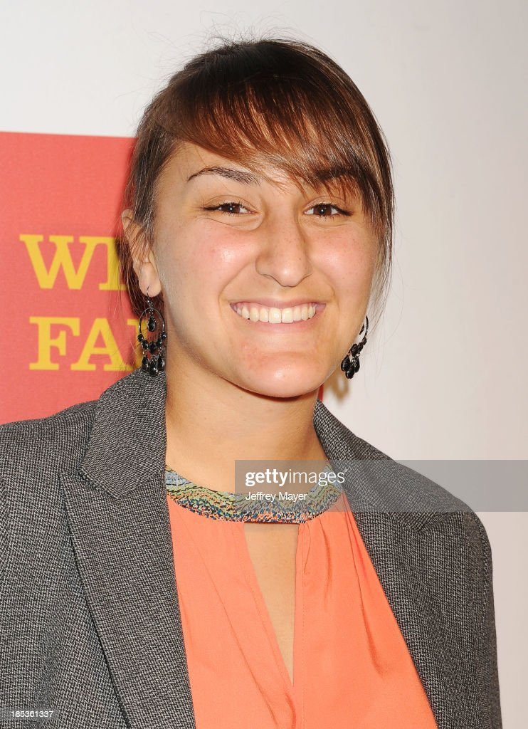 Producer Laila Al-Shamma attends the 9th Annual GLSEN Respect Awards held at the Beverly Hills Hotel on October 18, 2013 in Beverly Hills, California.