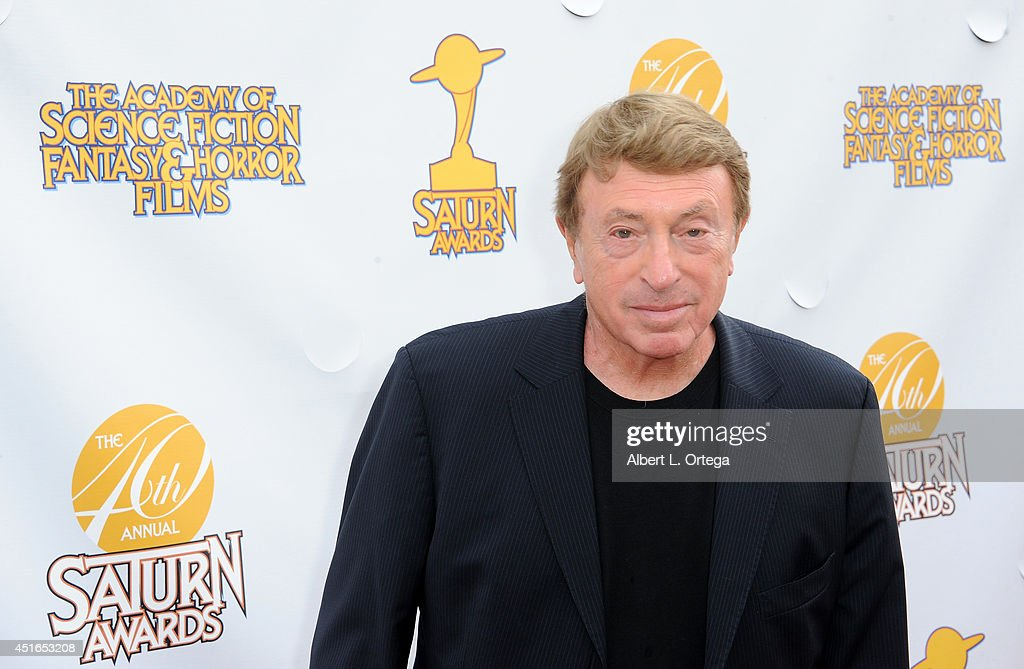Producer Larry Cohen arrives for the 40th Annual Saturn Awards held at The Castaway on June 26 2014 in Burbank California