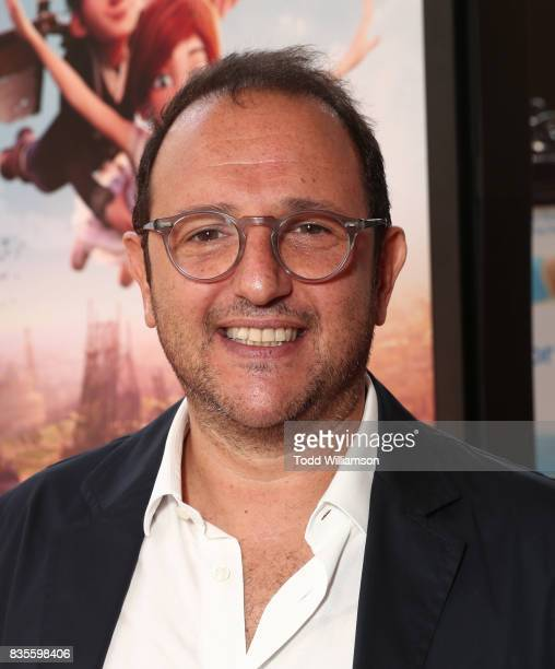 Producer Laurent Zeitoun attends the premiere Of The Weinstein Company's 'Leap' at Pacific Theatres at The Grove on August 19 2017 in Los Angeles...