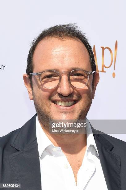 Producer Laurent Zeitoun attends the Weinstein Company's 'LEAP' at The Grove on August 19 2017 in Los Angeles California