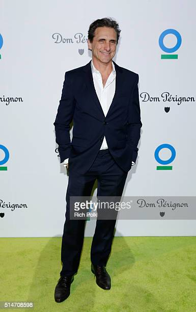 Producer Lawrence Bender arrives at the 20th Annual Los Angeles Gala Dinner hosted by Conservation International on March 10 2016 in Culver City...
