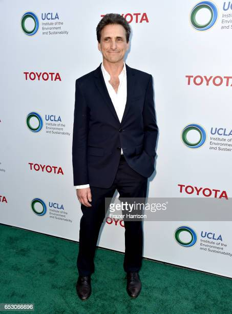 Producer Lawrence Bender at UCLA Institute of the Environment and Sustainability celebrates Innovators For A Healthy Planet at a private residence on...