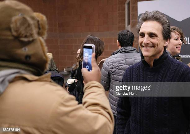 Producer Lawrence Bender attends 'Reservoir Dogs' 25th Anniversary Screening during the 2017 Sundance Film Festival at Eccles Center Theatre on...