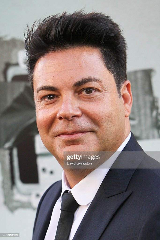 Producer Lawrence Grey arrives at the premiere of New Line Cinema's 'Lights Out' at the TCL Chinese Theatre on July 19 2016 in Hollywood California