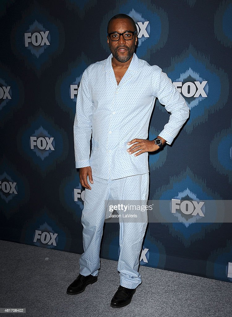 Producer Lee Daniels attends the FOX winter TCA AllStar party at Langham Hotel on January 17 2015 in Pasadena California