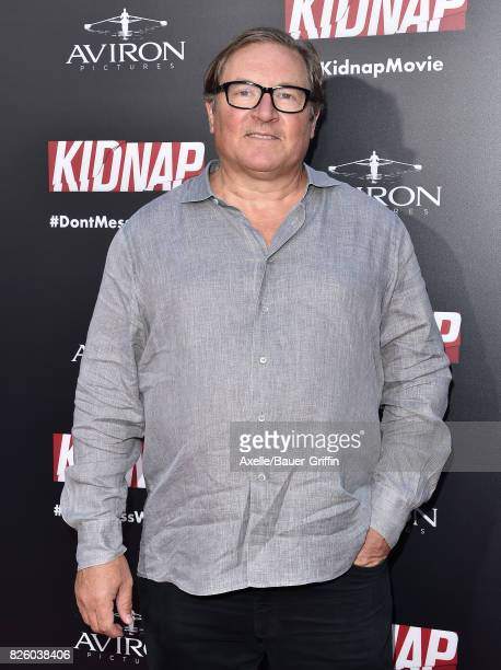 Producer Lorenzo di Bonaventura arrives at the premiere of 'Kidnap' at ArcLight Hollywood on July 31 2017 in Hollywood California
