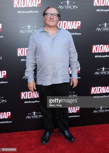 Producer Lorenzo di Bonaventura attends the Premiere of Aviron Pictures' 'Kidnap' at ArcLight Hollywood on July 31 2017 in Hollywood California