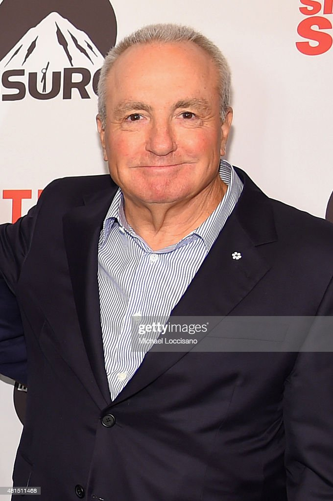 Producer Lorne Michaels attends the 'Staten Island Summer' New York Premiere at Sunshine Landmark on July 21, 2015 in New York City.