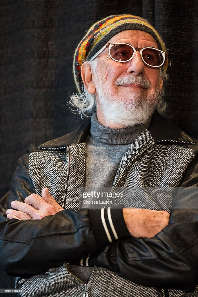 Producer Lou Adler attends the Rock & Roll Hall of Fame 2013 Inductee Press Conference at Nokia Theatre L.A. Live on December 11, 2012 in Los Angeles, California.