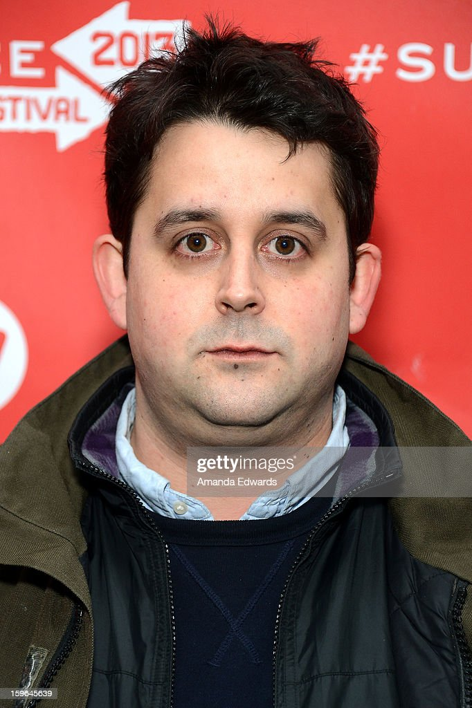 Producer Lucas Ochoa attends the 'Who Is Dayani' premiere during the 2013 Sundance Film Festival at The Marc Theatre on January 17, 2013 in Park City, Utah.