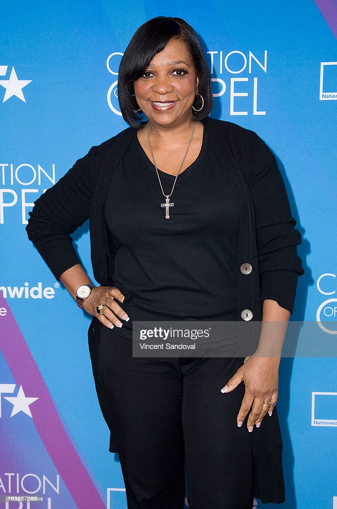 Producer Lynne Harris Taylor attends the BET 13th annual 'Celebration Of Gospel' at Orpheum Theatre on March 16, 2013 in Los Angeles, California.