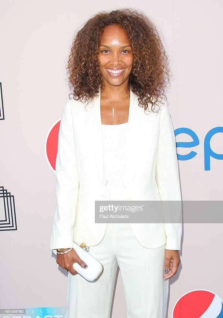 TV Producer <a gi-track='captionPersonalityLinkClicked' href=/galleries/search?phrase=Mara+Brock+Akil&family=editorial&specificpeople=879949 ng-click='$event.stopPropagation()'>Mara Brock Akil</a> attends the Pre 'BET Awards' Dinner at Milk Studios on June 28, 2014 in Los Angeles, California.