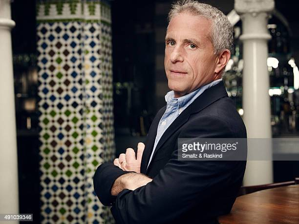Producer Marc Platt is photographed for Vibe Magazine on October 23 2014 in Los Angeles California