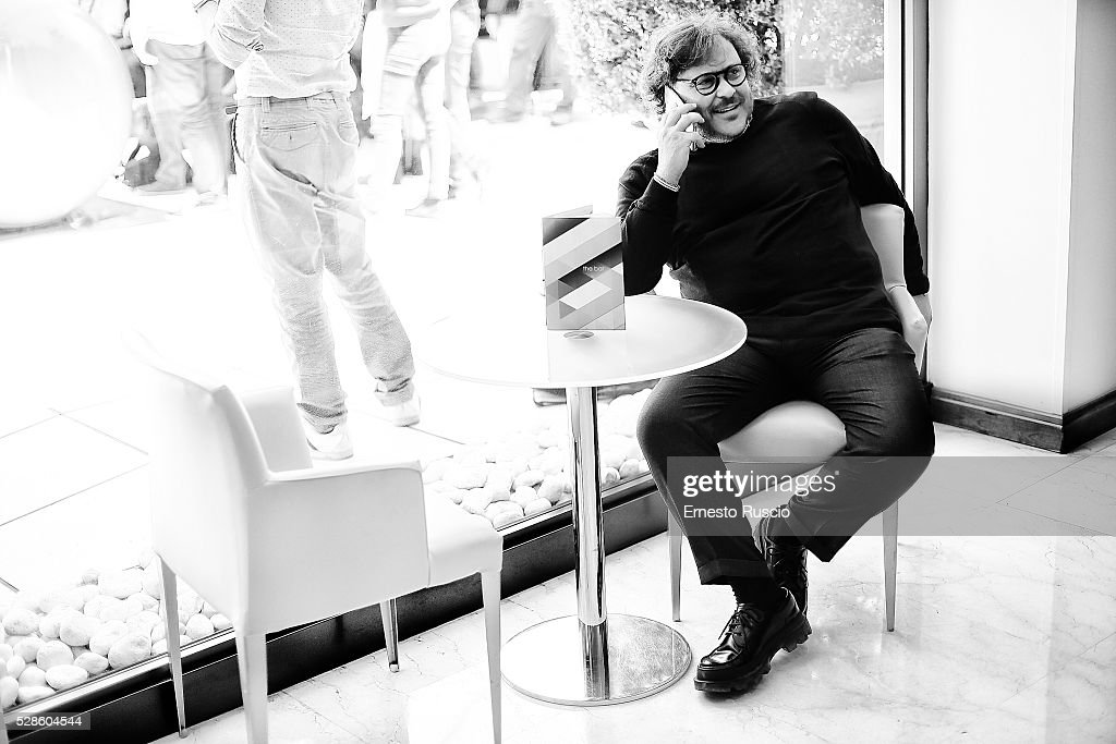 Producer Marco Belardi attends the 'La Pazza Gioia' photocall at Hotel Visconti on May 06, 2016 in Rome, .