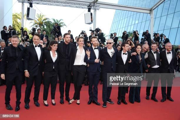 Producer MarieAnge Luciani actors Arnaud Valois Adele Haenel Antoine Reinartz director Robin Campillo actors Nahuel Perez Biscayart Aloise Sauvage...